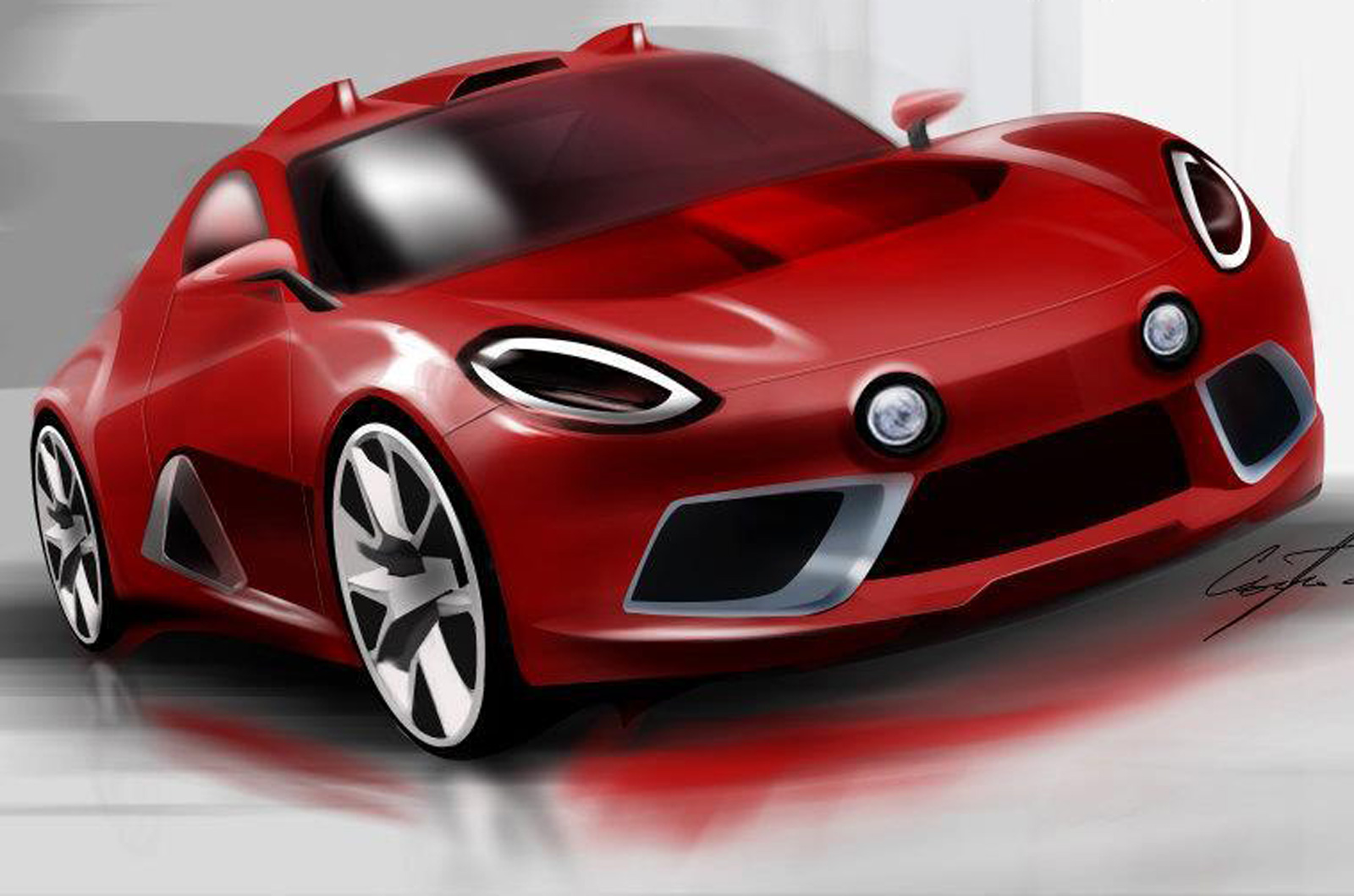 Alpine A110 To Reincarnate In Upcoming Mexican STT-77