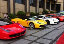 Chinese Wedding Completed With 60 Million Yuan Worth of Supercars