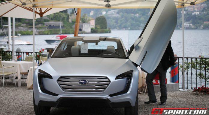 Villa Deste 2013 Subaru Viziv Concept Gtspirit