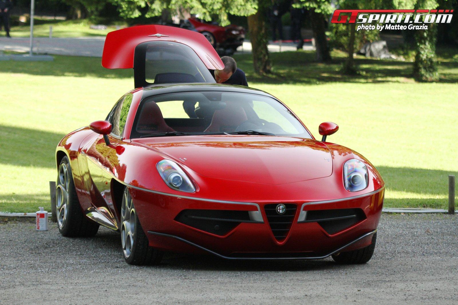 Villa D Este 2013 Touring Superleggera Disco Volante Gtspirit