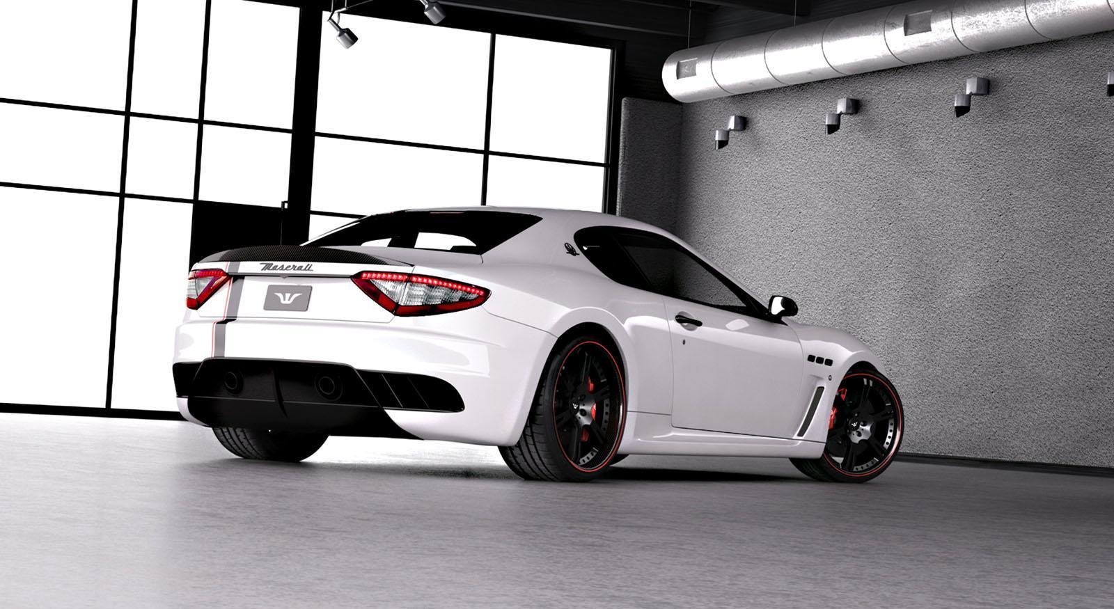 2013 Maserati GranTurismo MC Stradale U0027Demonoxiousu0027 By Wheelsandmore