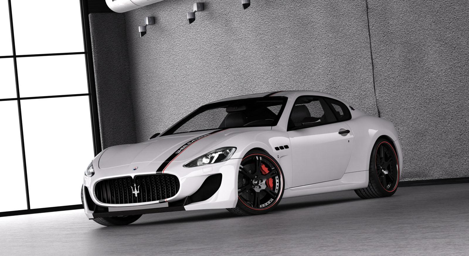 Awesome 2013 Maserati GranTurismo MC Stradale U0027Demonoxiousu0027 By Wheelsandmore