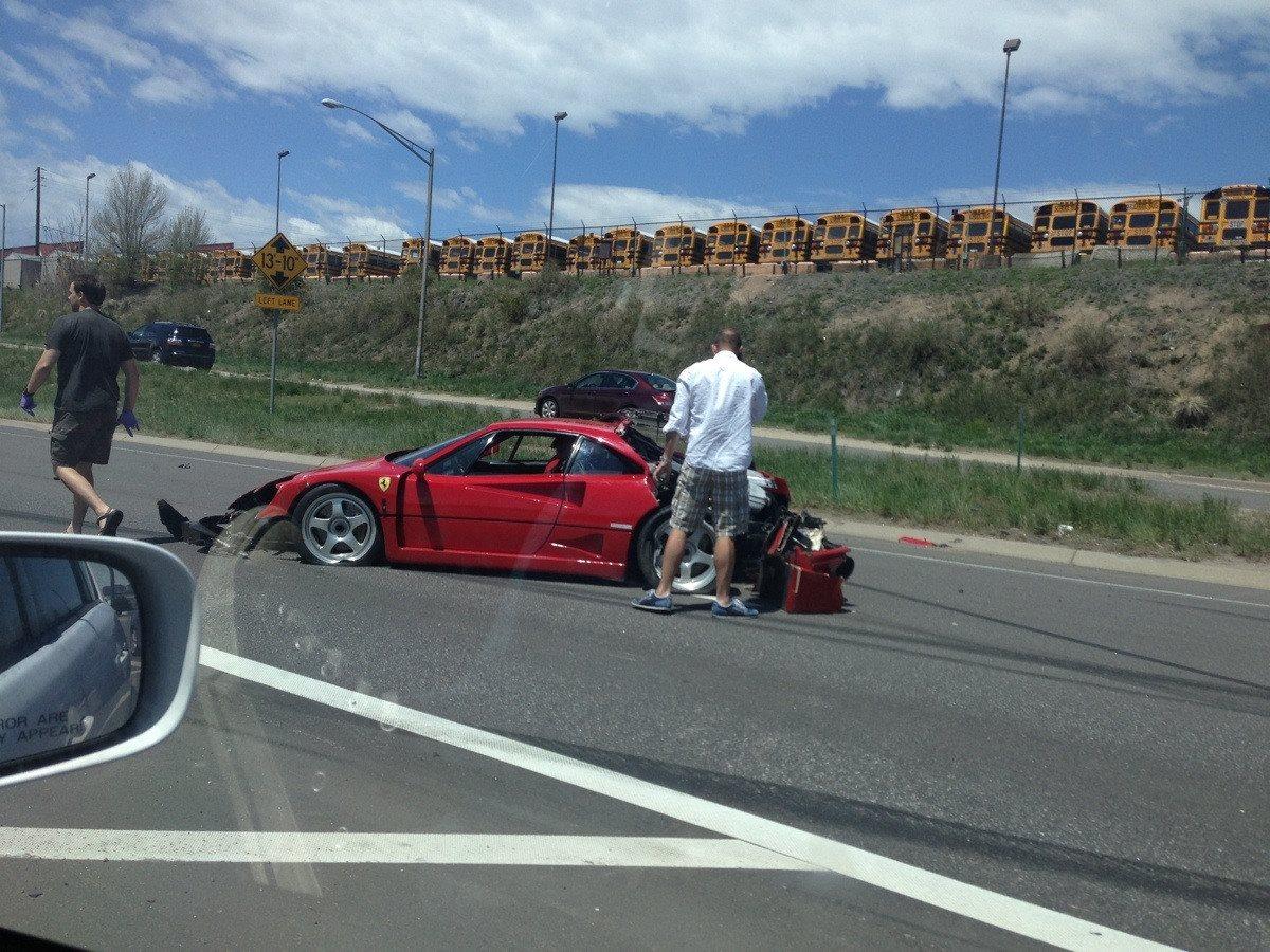 Car Accident Denver May