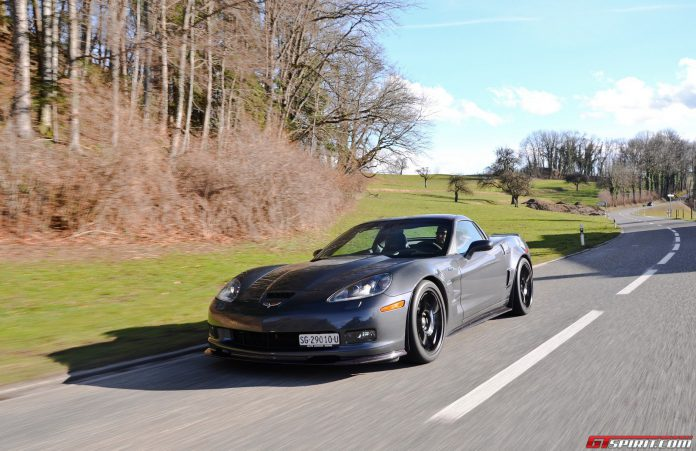 Corvette C6 Zr1 Review Gtspirit