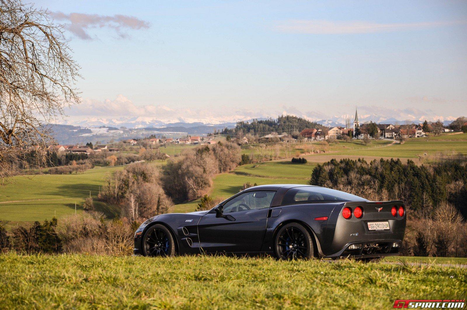 corvette c6 zr1 review