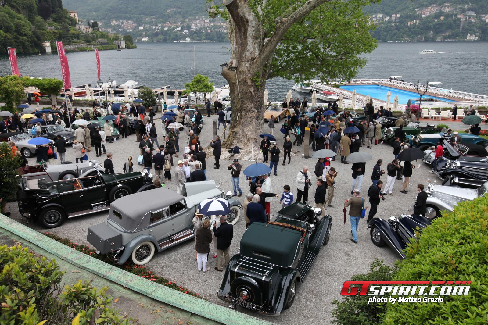 Concours d 39 elegance villa d 39 este 2013 highlights gtspirit for Motor inn spirit lake