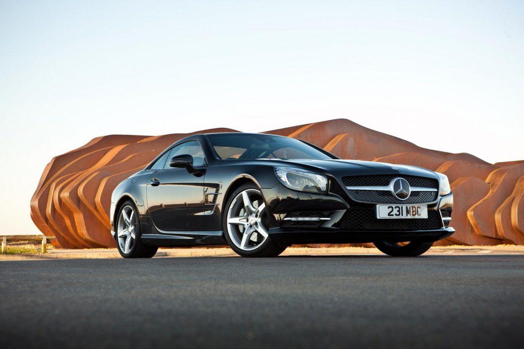 Mercedes-benz SL 500 AMG
