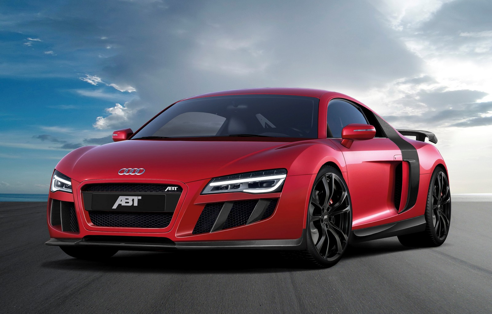 official abt audi r8 v10 gtspirit. Black Bedroom Furniture Sets. Home Design Ideas