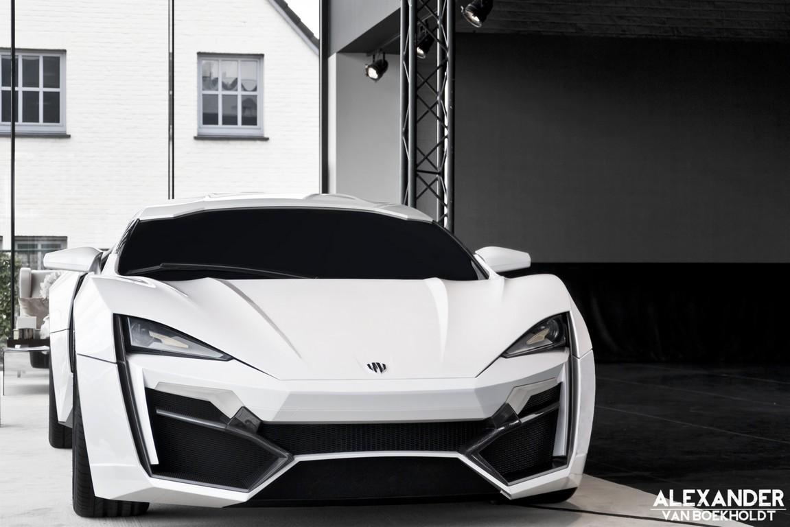 Gallery: W Motors Lykan Hypersport in Belgium - GTspirit
