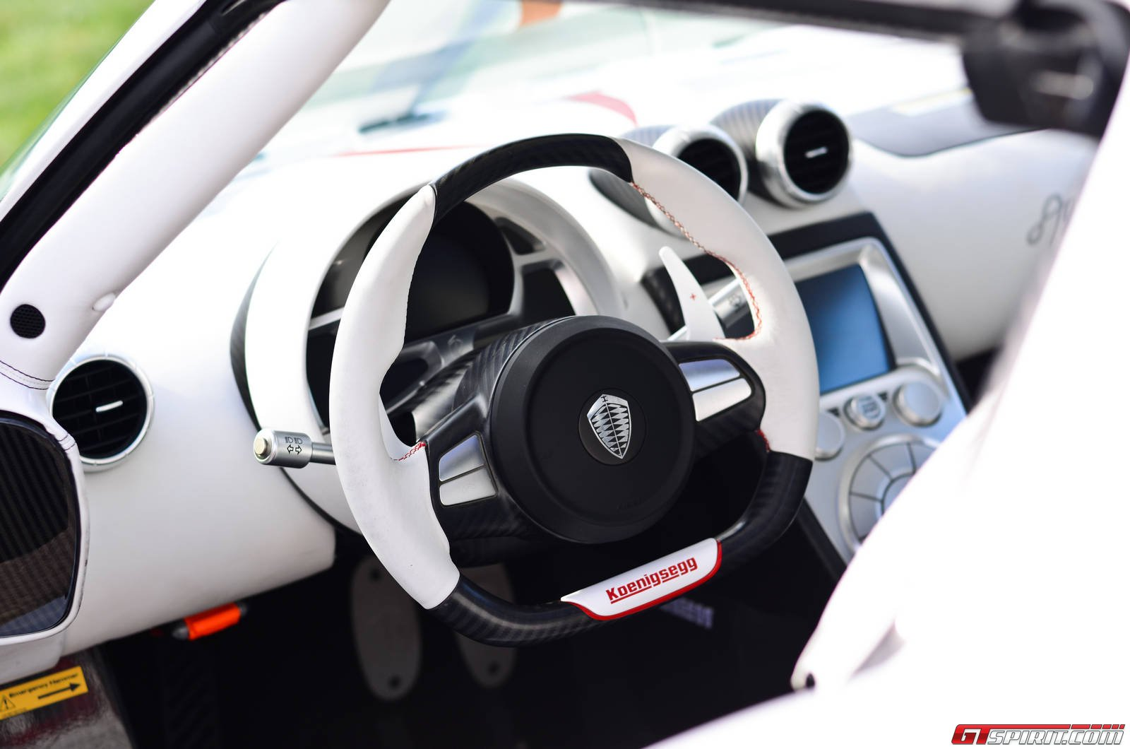 Koenigsegg One Interior >> Koenigsegg Agera R Review & Test Drive