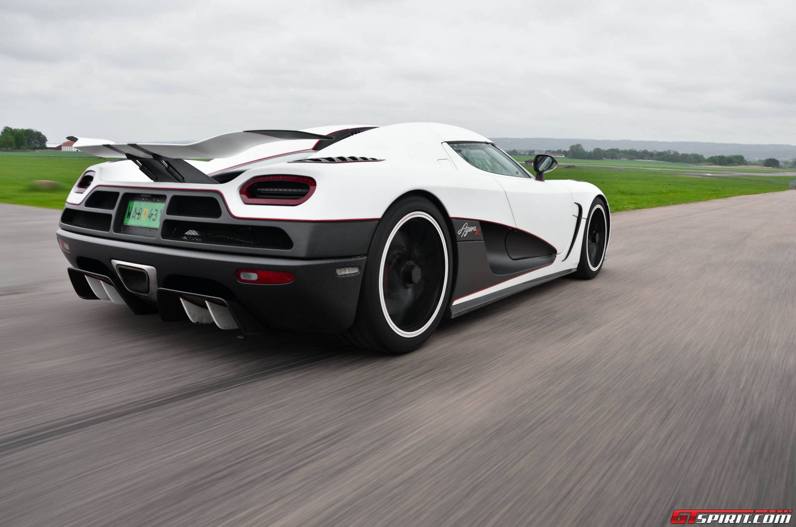 Koenigsegg Agera R Review Test Drive