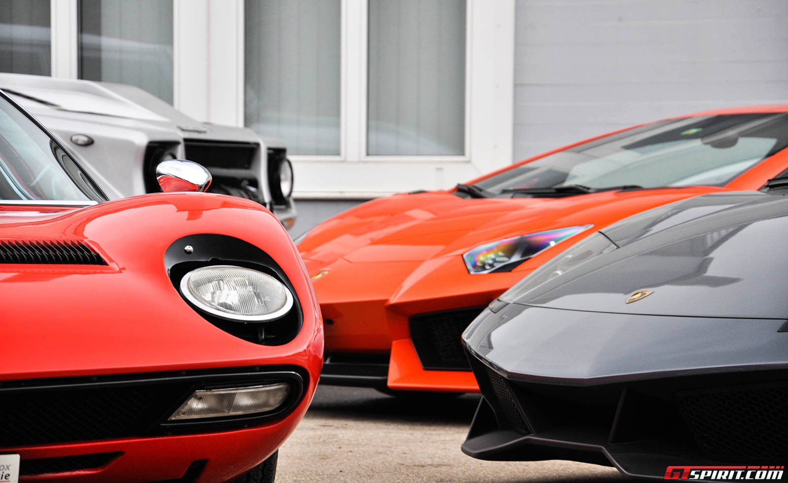 Gtspirit Celebrates 50th Anniversary Of Lamborghini Gtspirit