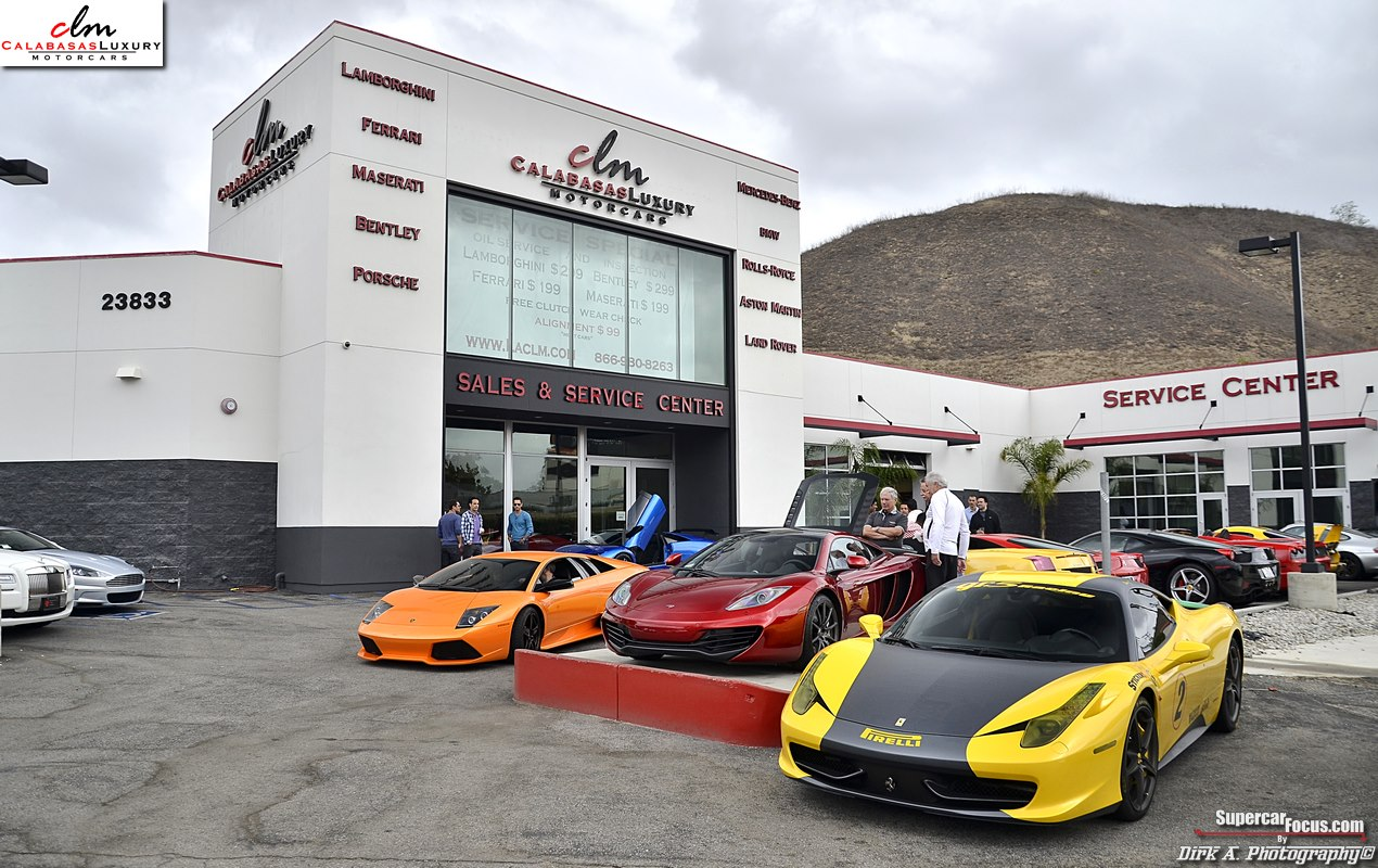 Gallery Supercar Drive To Malibu By Calabasas Luxury Motorcars