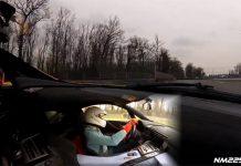 Video: Ride in a Lexus LFA Nurburgring Edition at Monza