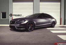 K3 Project Mercedes Benz CLS 63 AMG