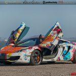 GoldRush Rally McLaren 12C