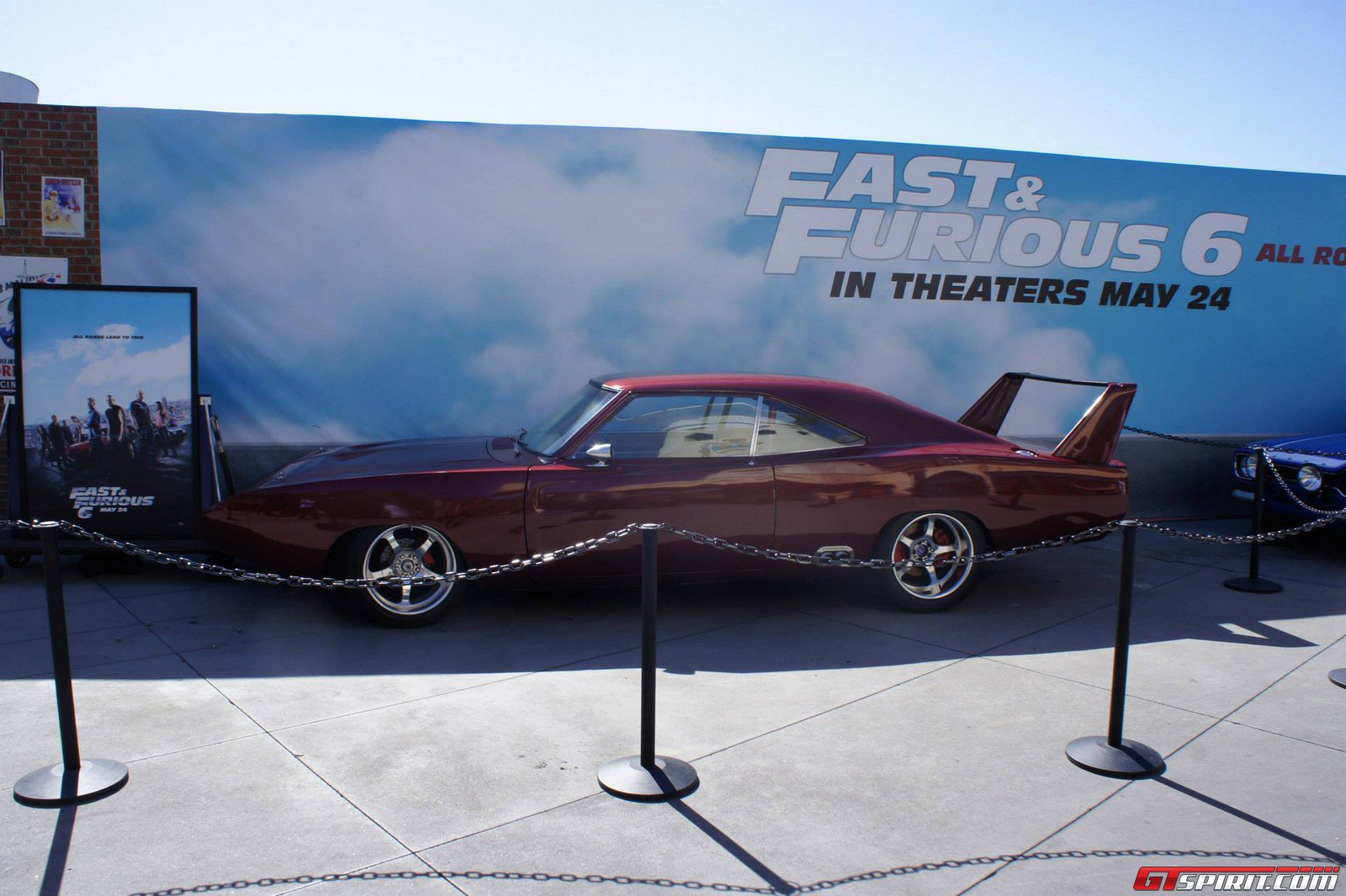 Fast and Furious 6 Cars Revealed at Willow Springs International
