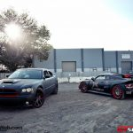 Dodge Charger and Noble M400