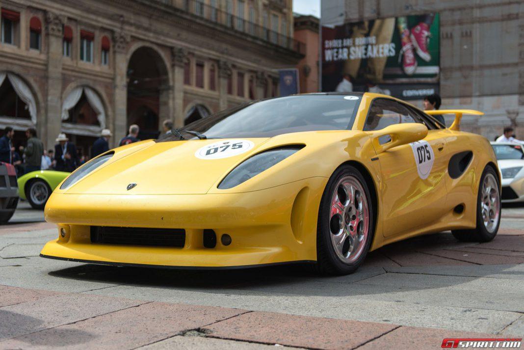 Mega Gallery Lamborghini 50 176 Anniversario By Davor Kuhelj