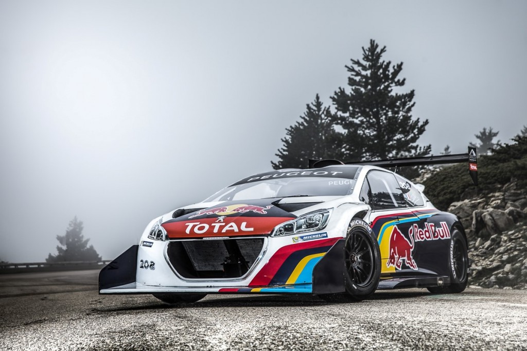 Video: Peugeot 208 T16 Pikes Peak Readies At Mont Ventoux