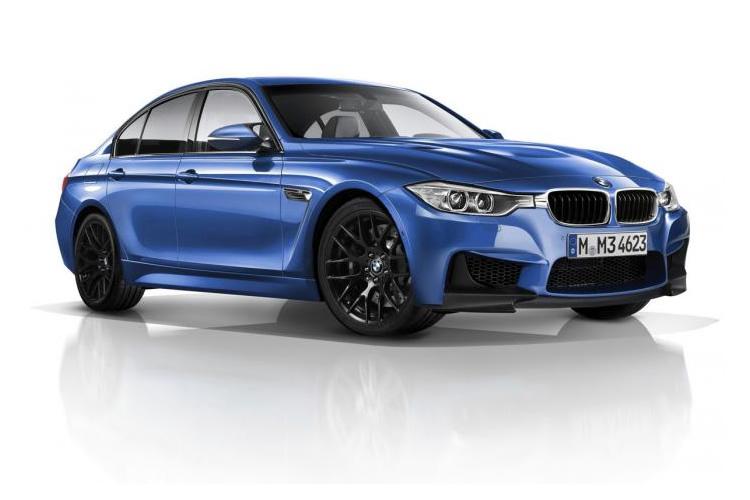 Render: 2013 BMW M3 Sedan - GTspirit