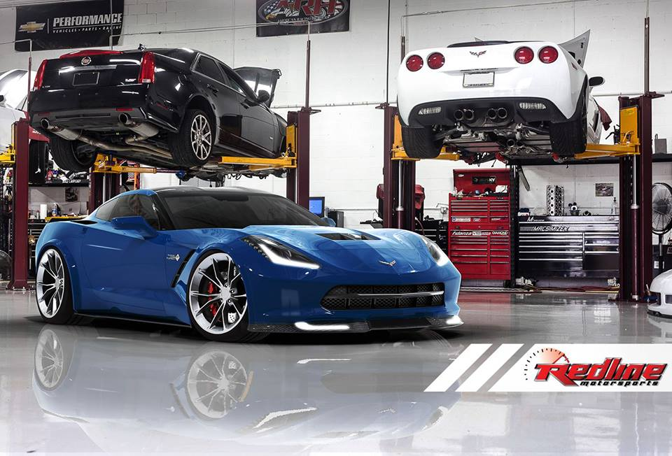 official twin turbo chevrolet corvette c7 stingray. Black Bedroom Furniture Sets. Home Design Ideas