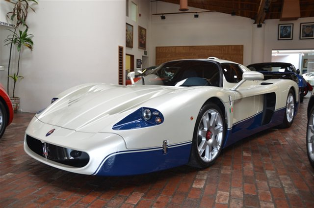 How much is a maserati mc12