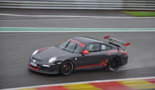 Curbstone Porsche GT3 RS