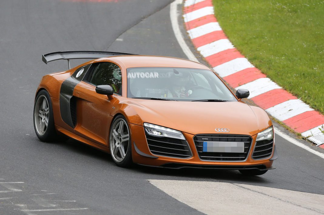 2014 Audi R8 GT to Debut at 24 Hours Le Mans 2013