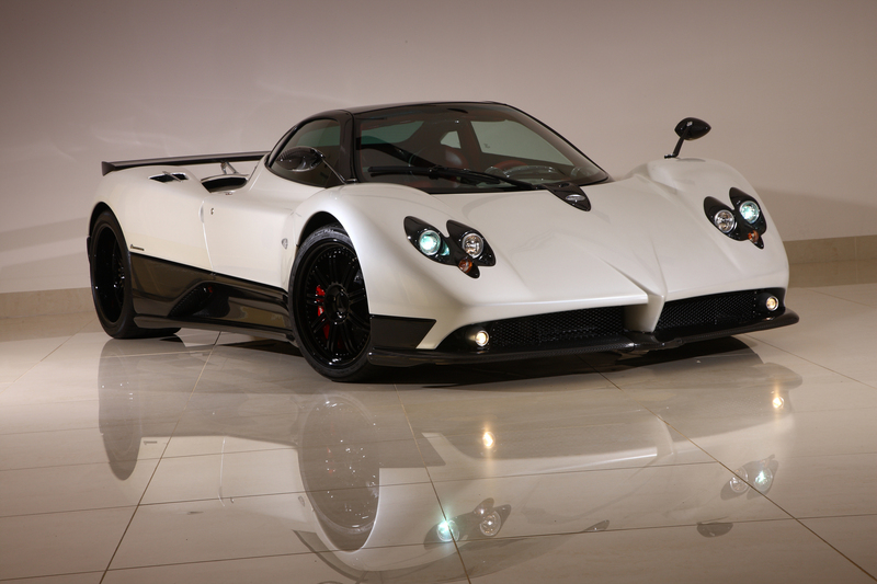 For Sale: Japanese 2008 Pagani Zonda F Clubsport - GTspirit