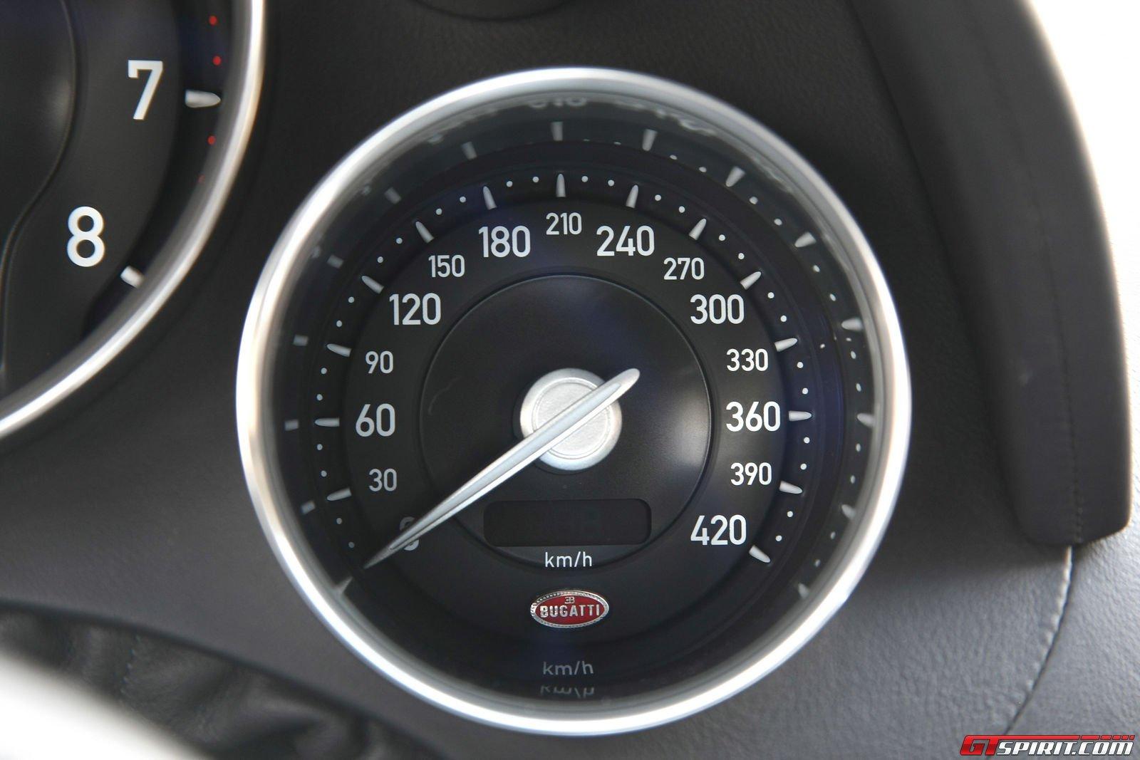 Road Test: Bugatti Veyron 16.4 Review
