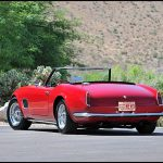 For Sale: Ferris Bueller's Ferrari 250 GT Spyder Replica