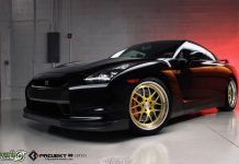 Official: Nissan GT-R by Dynamic Turbo and K3 Projekt Wheels