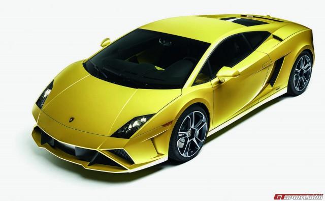 Report: Lamborghini Bringing Gallardo Successor Concept to Frankfurt
