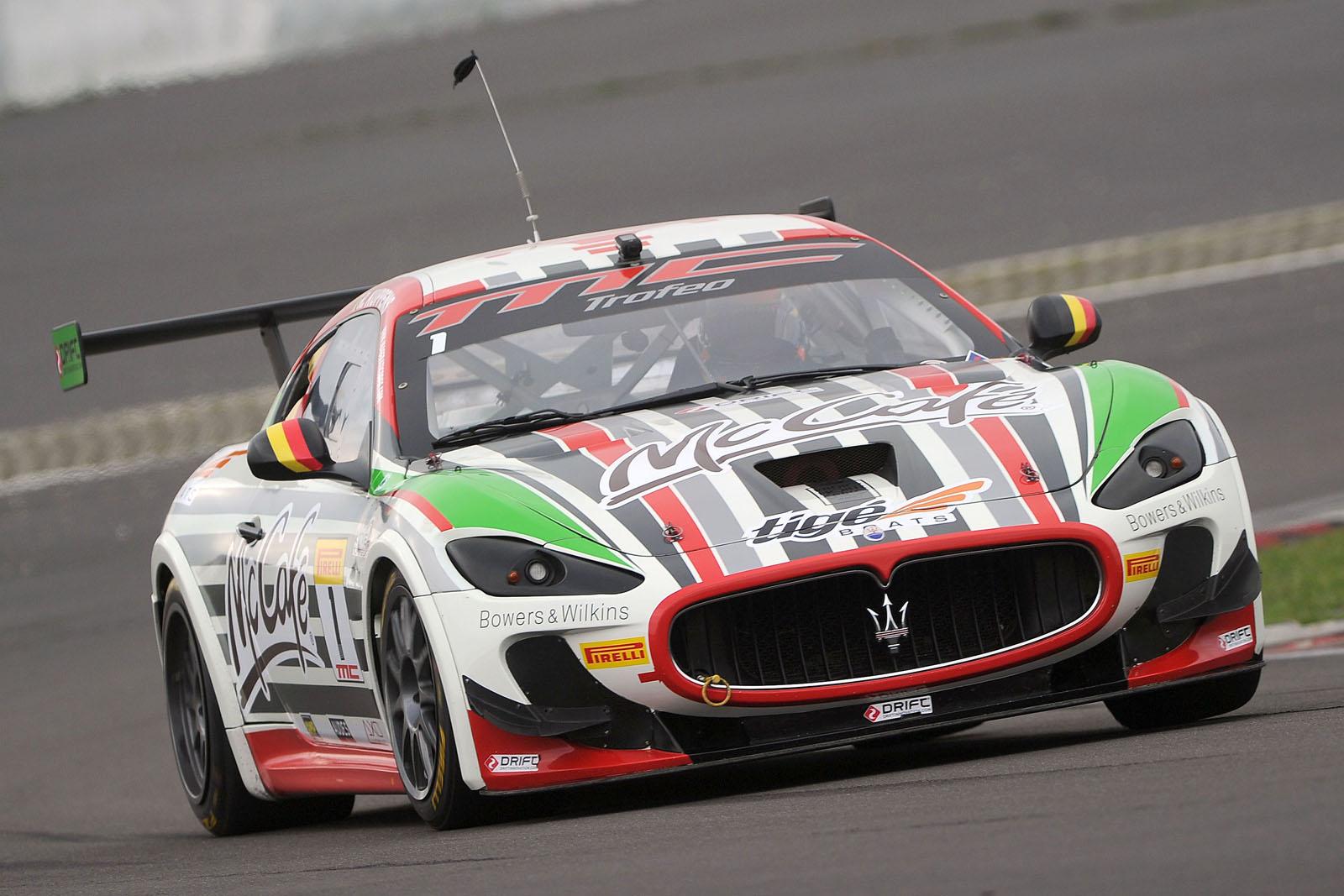 kuppens wins maserati trofeo mc world series at nurburgring - gtspirit