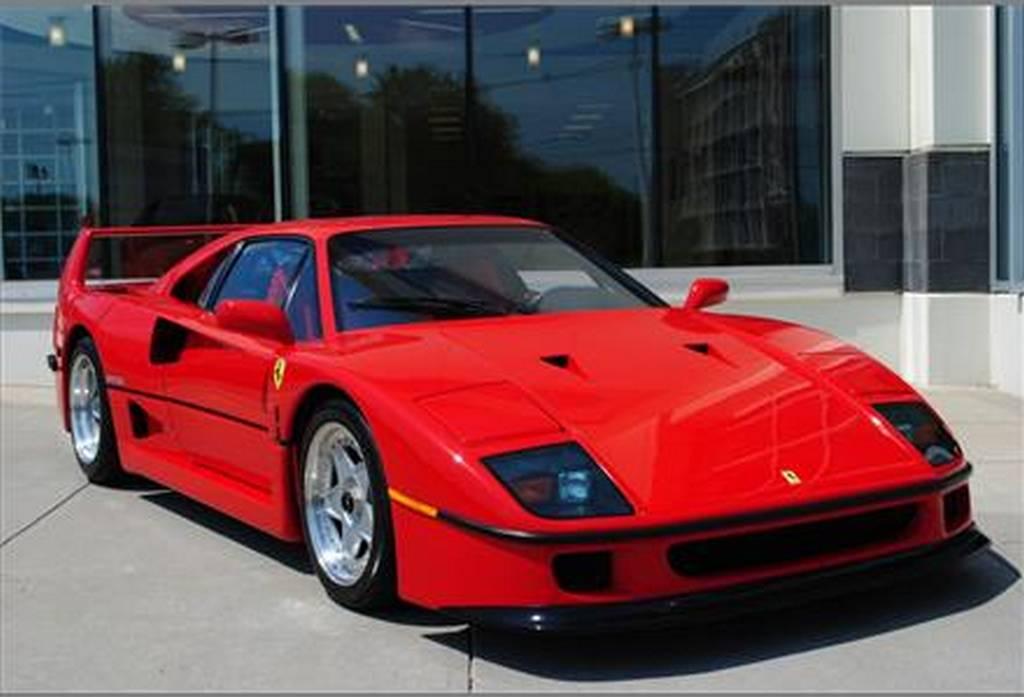 For Sale Ferrari F40 Ferrari F50 And Ferrari Enzo For 62 Million