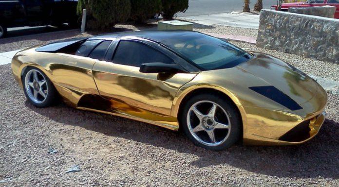 Overkill Plymouth Neon Based Lamborghini Murcielago Lp640 Replica