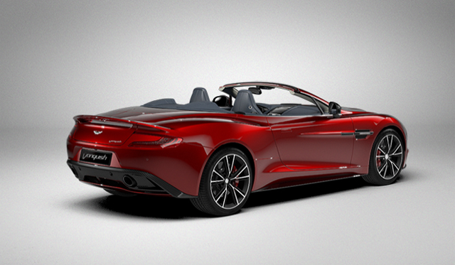 2014 aston martin vanquish volante online configurator launched gtspirit. Black Bedroom Furniture Sets. Home Design Ideas