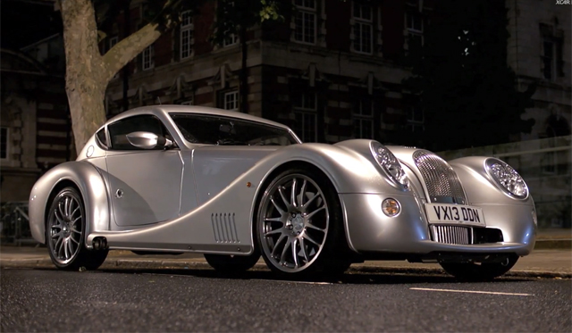 Video: XCAR Drives Morgan Aero Coupe in London - GTspirit