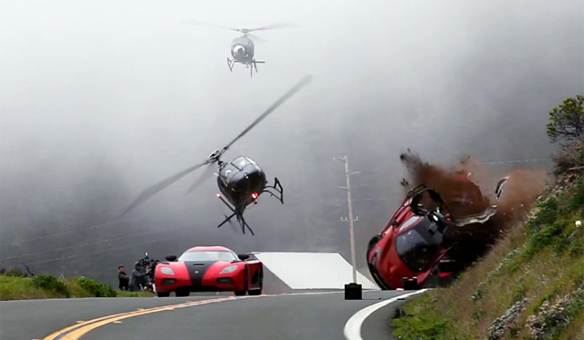 Video: Behind-the-Scenes of Need For Speed 2014 Film