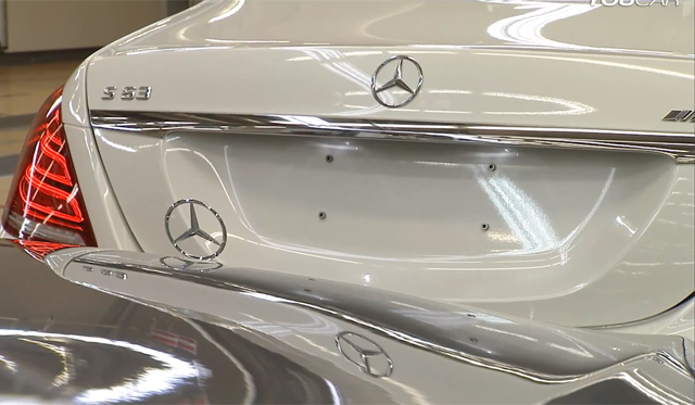 Video: 2014 Mercedes-Benz S63 AMG Leaks in Official Clip