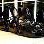 For Sale: Michael Schumacher's Black Ferrari FXX
