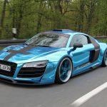 Audi R8 GT-X650