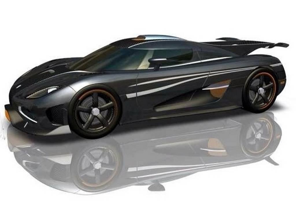 Leaked: Additional Koenigsegg One:1 Renders - GTspirit