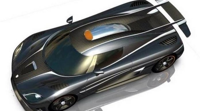 Additional Koenigsegg One:1 Renders Released