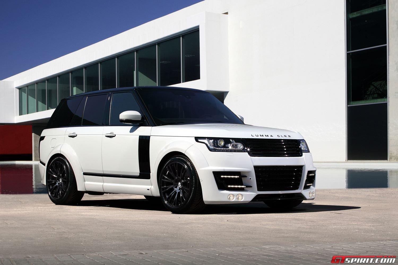 Gallery Lumma Design Range Rover Clr R Gtspirit