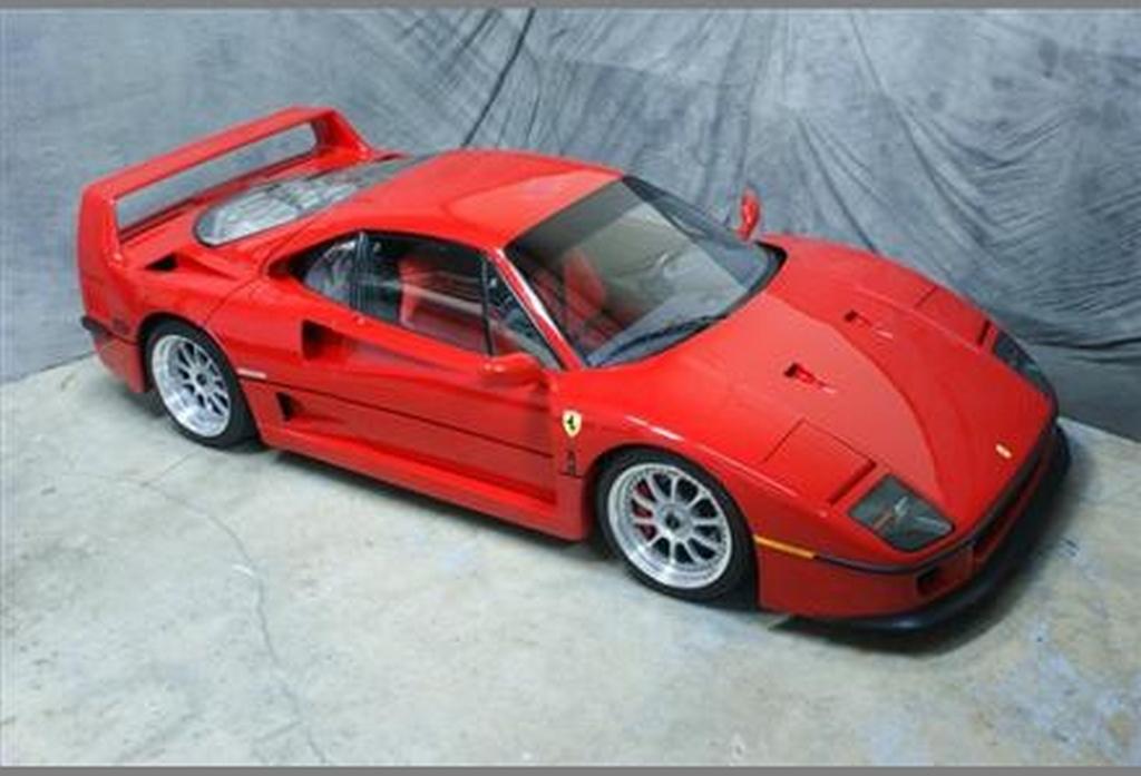 For Sale 1992 Ferrari F40 For 729000 Gtspirit