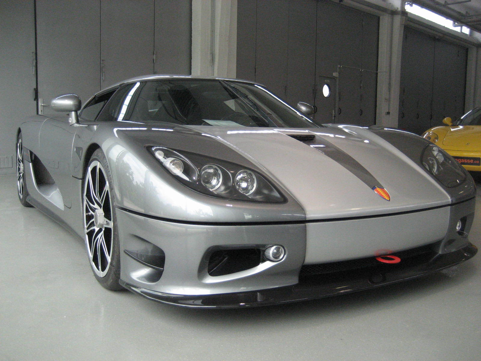 For Sale: Koenigsegg CCR by Edo Competition - GTspirit
