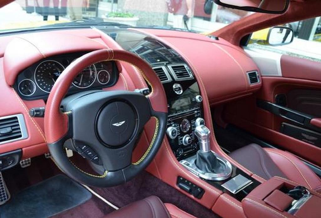For Sale Unique Yellow Aston Martin DBS GTspirit - Aston martin dbs for sale