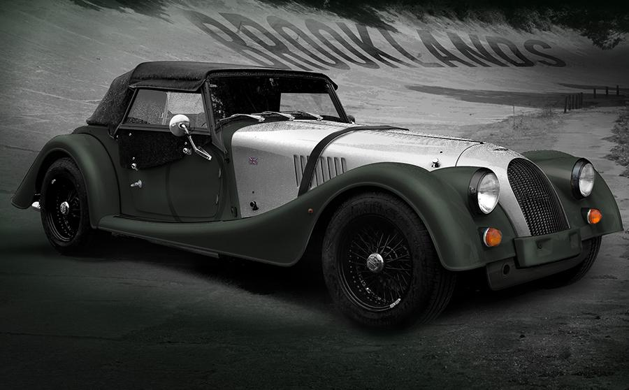 Official: Morgan Roadster and Morgan 3 Wheeler Brooklands Edition